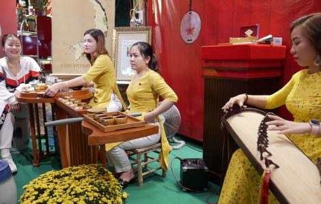 Lễ hội Tết Việt năm 2020 thu hút du khách trải nghiệm Tết cổ truyền Việt Nam