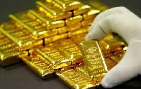 Giá vàng tăng mạnh lên mức 43,5 triệu đồng/lượng