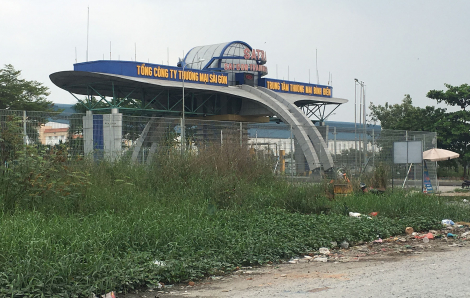 Bộ Tài nguyên Môi trường thanh tra một vụ hoán đổi đất liên quan đến Công ty Bình Điền