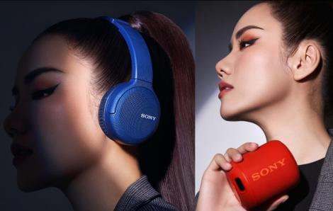 'Top list' loa và tai nghe bluetooth chuẩn chất âm, chuẩn Sony