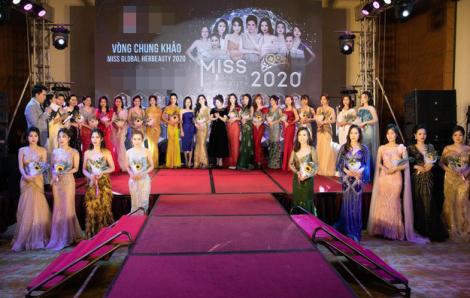 Đề xuất phạt 49 triệu đồng đối với ban tổ chức cuộc thi hoa hậu 'chui'