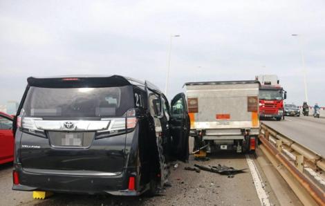 Một lao động Việt bị xe 7 chỗ tông chết ở Macau