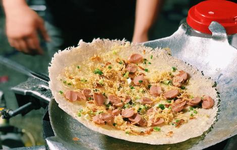 'Món nhà nghèo' lên ngôi ở Sài Gòn