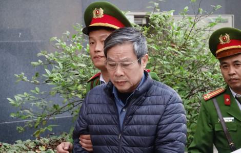 Cựu Bộ trưởng Nguyễn Bắc Son gửi đơn kháng cáo, xin giảm nhẹ hình phạt