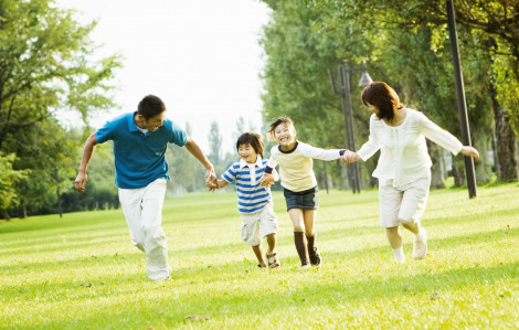Gia đình Việt đã có sự biến đổi theo nhịp sống thời đại