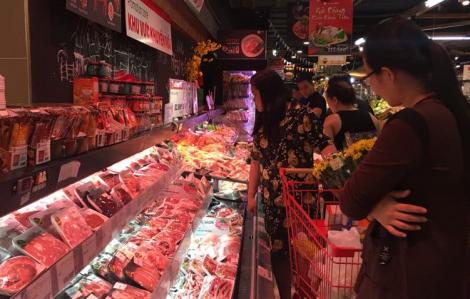 Bộ Công thương hối thúc nhập khẩu thịt heo