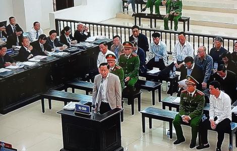 Phan Văn Anh Vũ: 'Mong HĐXX thượng tôn pháp luật, xem xét lời khai, chứng cứ để có một bản án đúng pháp luật'