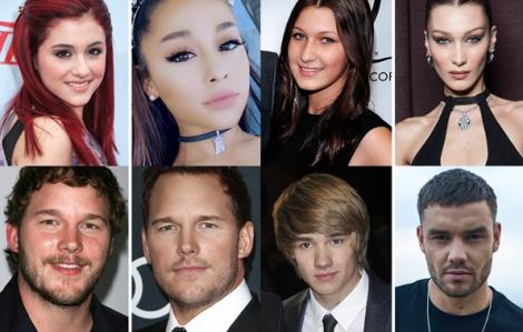 Sau 10 năm, nhan sắc của các ngôi sao Hollywood thế nào?