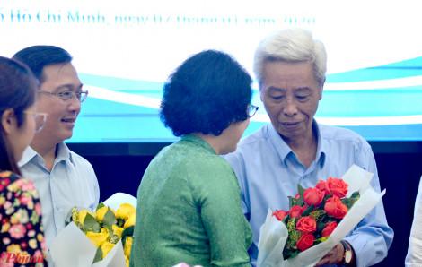 Thiếu tướng Phan Anh Minh vào Mặt trận Tổ quốc Việt Nam TPHCM