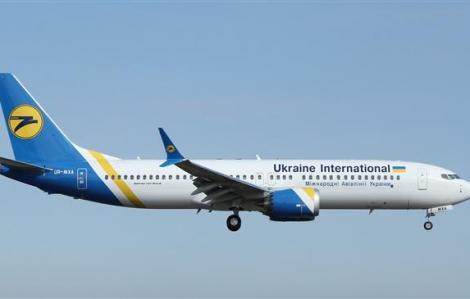 Máy bay Ukraine chở 170  người rơi ở Iran