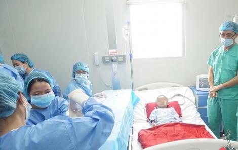 Bệnh viện Trung ương Huế thành công với ca ghép tủy tự thân đầu tiên cho trẻ em