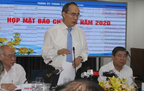 Bí thư Nguyễn Thiện Nhân: 'Phải giữ cho được sinh quyển rừng Cần Giờ'