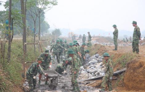 3 chiến sĩ công an hy sinh trong vụ gây rối tại Đồng Tâm