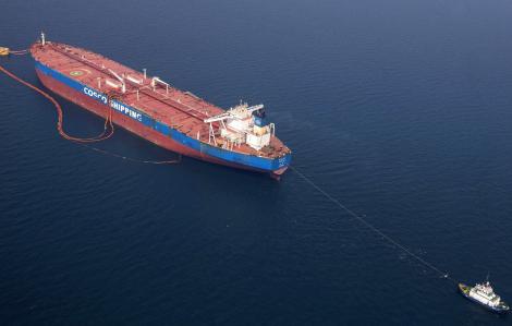 Mỹ đe dọa sẽ trừng phạt Bắc Kinh nếu Trung Quốc tiếp tục mua dầu của Iran