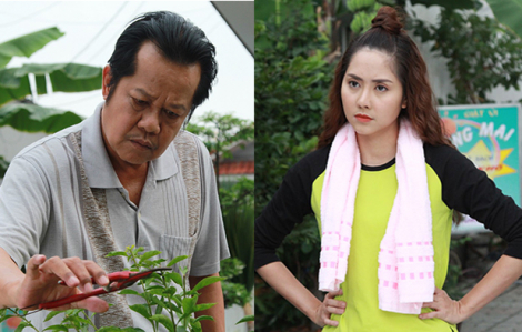 NSND Thanh Nam kén rể cho Tường Vi