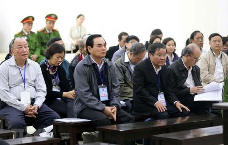 Những câu nói đáng chú ý trong phiên tòa xét xử Phan Văn Anh Vũ và 2 cựu Chủ tịch Đà Nẵng