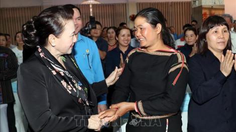 Chủ tịch Quốc hội Nguyễn Thị Kim Ngân: 'Không để tình trạng đầu voi đuôi chuột khi thực hiện Luật Phòng, chống tác hại của rượu, bia'