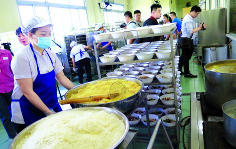 Đẩy mạnh xuất khẩu để cải thiện chất lượng thực phẩm trong nước