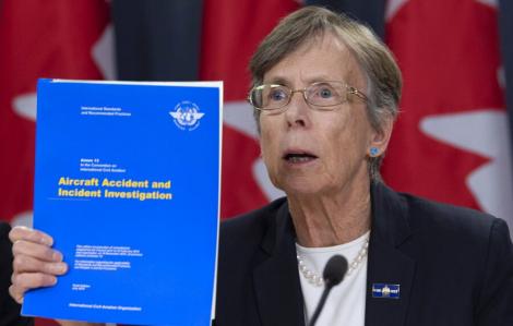 Iran cho Canada tiếp cận dữ liệu hộp đen máy bay Ukraine bị bắn hạ