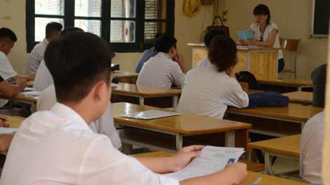 Thí sinh bị đình chỉ trong kỳ thi THPT quốc gia 2020 sẽ bị hủy kết quả thi