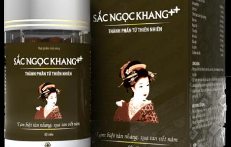 Sắc Ngọc Khang của Công ty Hoa Thiên Phú phải thu hồi