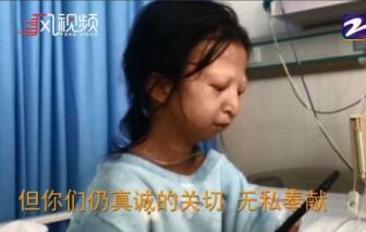 Nữ sinh qua đời sau 5 năm ăn cơm dằm ớt để dành tiền cho em chữa bệnh