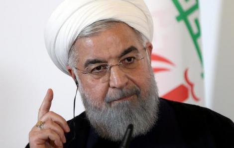 Tổng thống Iran cảnh báo binh sĩ châu Âu có thể 'gặp nguy hiểm ngay ngày mai'