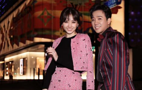 Trấn Thành và Hari Won khiến fan xuýt xoa vì độ ngọt ngào