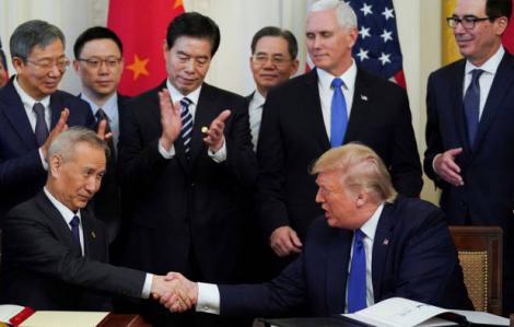 Thỏa thuận thương mại giai đoạn 1 giúp cải thiện vấn đề chuyển giao công nghệ giữa Mỹ và Trung Quốc