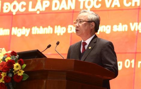 Thường trực Ban Bí thư: Tăng cường xây dựng chỉnh đốn Đảng trong sạch, vững mạnh