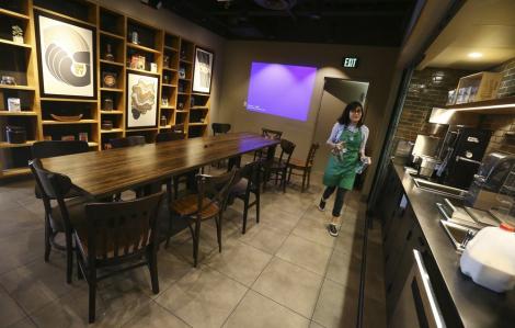Cà phê Starbucks chuyển về các vùng nghèo