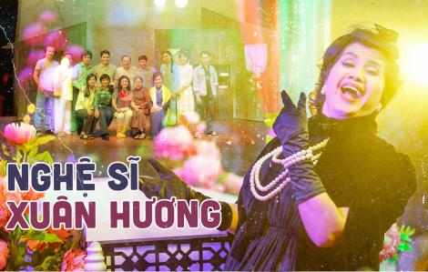 Nghệ sĩ Xuân Hương: 'Hạnh phúc là sống tự do với chính mình'