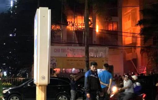 Vụ cháy tòa nhà dầu khí: Thêm 1 nạn nhân tử vong, 2 người đang nguy kịch