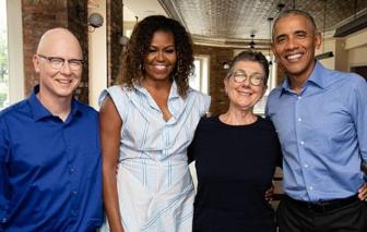 Cựu Tổng thống Obama mừng sinh nhật vợ thế nào mà gây bão mạng xã hội?