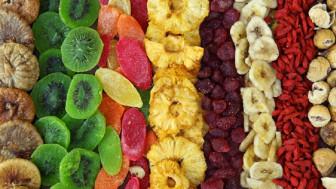 Ăn trái cây sấy khô mùa Tết sao cho khỏe?