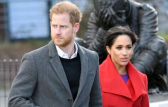 Harry và Meghan bị tước chức trách và cách xưng hô tôn kính của hoàng gia