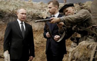 Tổng thống Putin khẳng định Nga sẽ không có 'lãnh tụ trọn đời' như thời Xô Viết