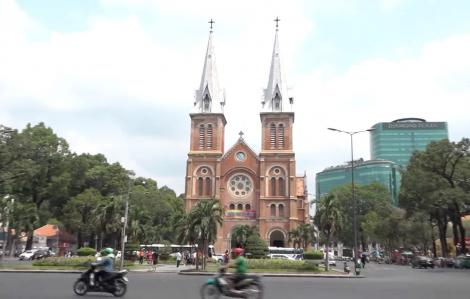 Nhà thờ Đức Bà Sài Gòn ngừng đổ chuông trong thời gian Tết Nguyên đán