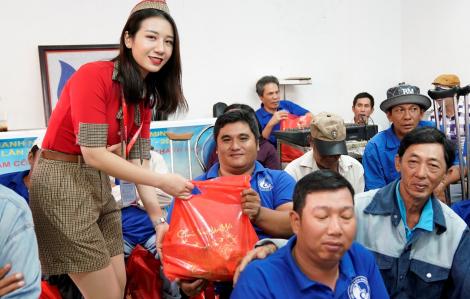 Vietjet truyền cảm hứng mùa xuân xanh tới thanh niên khuyết tật