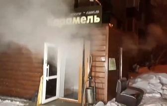 5 người chết thảm khi vỡ đường ống khiến nước sôi nhấn chìm một nhà nghỉ tại Nga