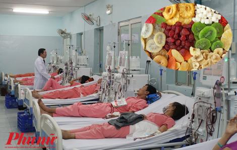 Nhiều bệnh nhân suy thận nhập viện vì 'lén' ăn mứt tết, không khác gì tự nạp thuốc độc