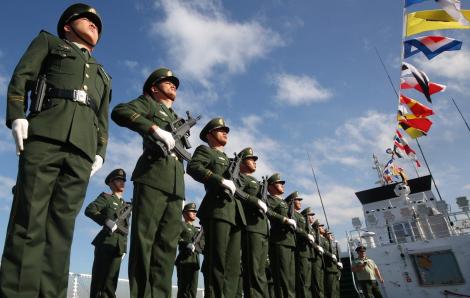 Tàu Trung Quốc thăm các cảng trong khu vực để củng cố 'quyền lực mềm' ở Biển Đông