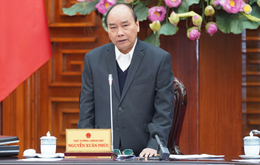 Thủ tướng Nguyễn Xuân Phúc: 'Người dân ăn tết không chỉ đầy đủ vật chất mà cả tinh thần'