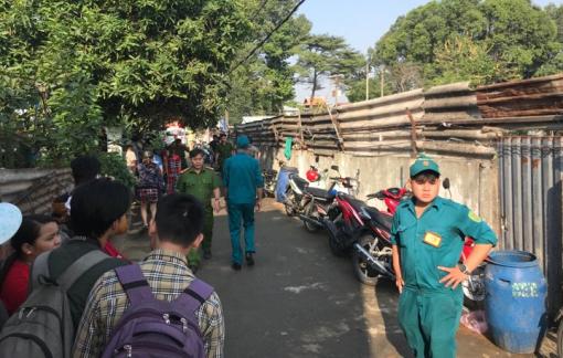 Cháy nhà, 5 người chết tại TPHCM