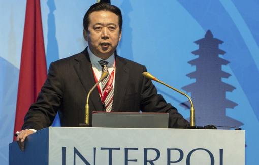 Cựu giám đốc Interpol Mạnh Hồng Vĩ lãnh án tù 13 năm rưỡi vì tham nhũng