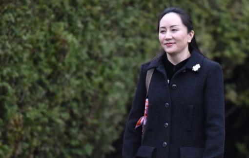 Huawei tin tưởng luật pháp Canada sẽ 'chứng minh sự vô tội' của bà Mạnh Vãn Chu