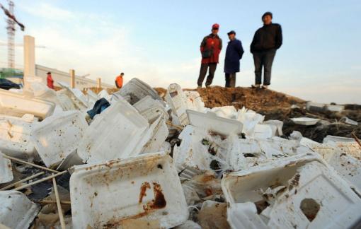 Trung Quốc công bố kế hoạch cắt giảm rác thải nhựa vào năm 2025