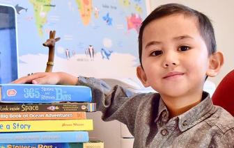 Cậu bé 3 tuổi gốc Malaysia lọt vào nhóm 2% người thông minh nhất thế giới
