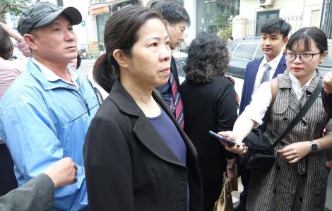 Bà Phạm Bích Quy kêu oan còn nhiều tình tiết chưa rõ ở Trường Gateway