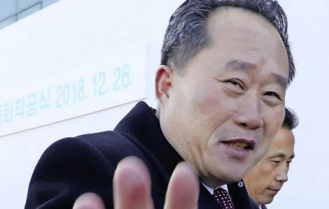 Triều Tiên bổ nhiệm ngoại trưởng mới